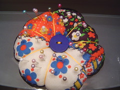 My new pincushion!