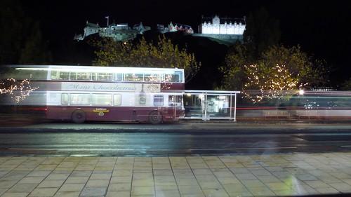 Bus & Castle