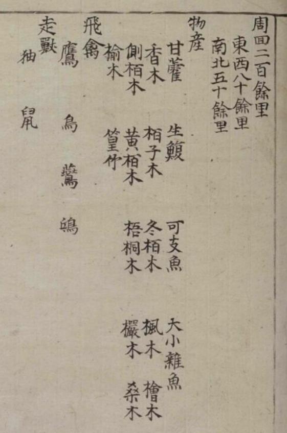 1737 ~ 1776 -Gwangyeodo - Ulleungdo - Product List