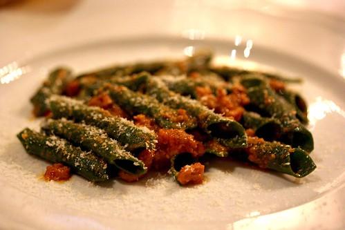 Secondi (Part 2): Garganelli alla Bolognese