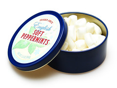 Trader Joe's English Soft Peppermints