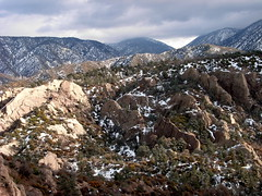 Frosted Punchbowl 3 (Old Point Comfort, California, United States) Photo