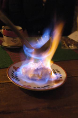 Leche Frita con Tequila, Fonda de la Madrugada, Harajuku
