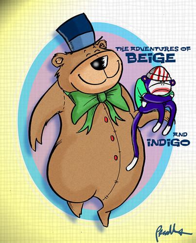 VTAW - My Beige Bear