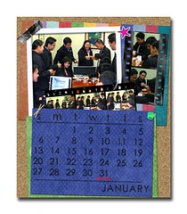 January 2008 of the MMS Calendar I slaved over for a week :P