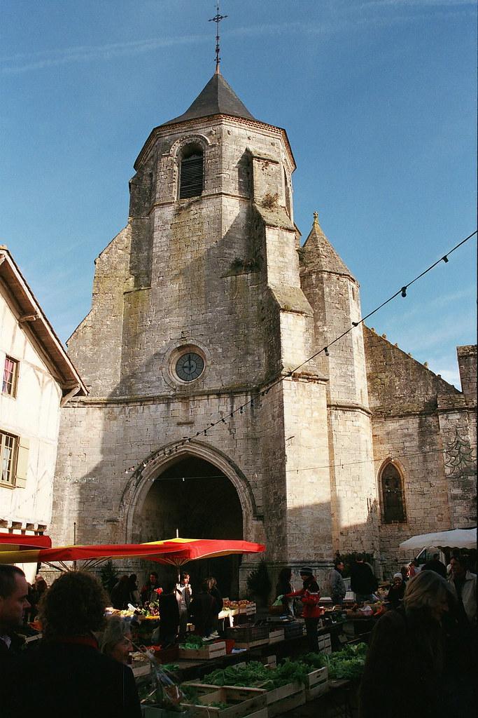 South Western France Villeréal