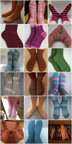 Socks of 2007