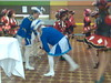 Trier08 rekkenstrekken 4 (RKDV Sint Hendrien, Afdeling Dansmari's) Tags: up pin sint kalender dansmariekes oeteldonk hendrien dansmaris dansmaries rkdv