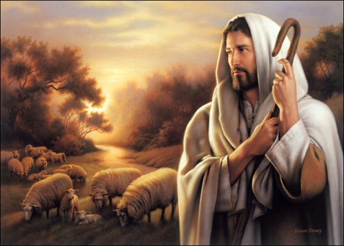 My King, Jesus the Good Shepherd