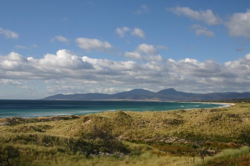 Beaumaris Beach, Eastern Tasmania.