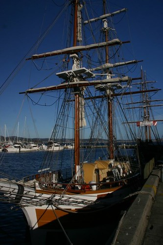Hobart Waterfront...