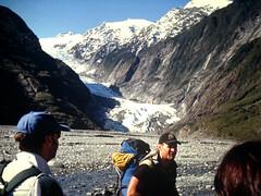 Approaching Franz Josef Glacier