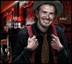 DAVID BECKHAM GANGSTA STYLE (The PIX-JOCKEY (no comments, only views!)) Tags: portrait photoshop gangster joke contest fake humour beckham photomontage gangsta mafia davidbeckham fotomontaggi robertorizzato pixjockey
