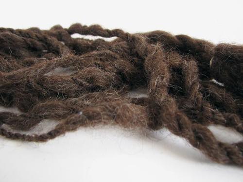 First plied yarn!