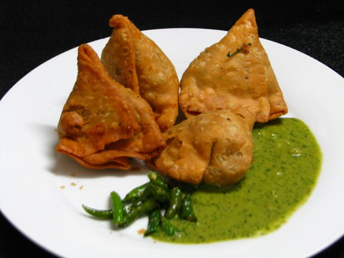 Photo- Healthy Samosa Recipe