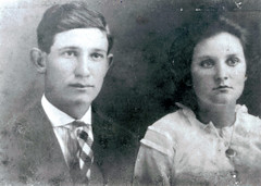 Jesse and Selma Gunn c. 1914-15