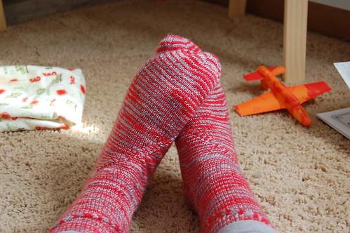 Coriolis socks