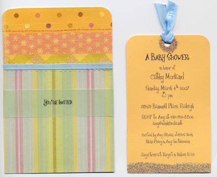2233345555 637c04d7bb o 32 novos modelos de convite de chá de bebê