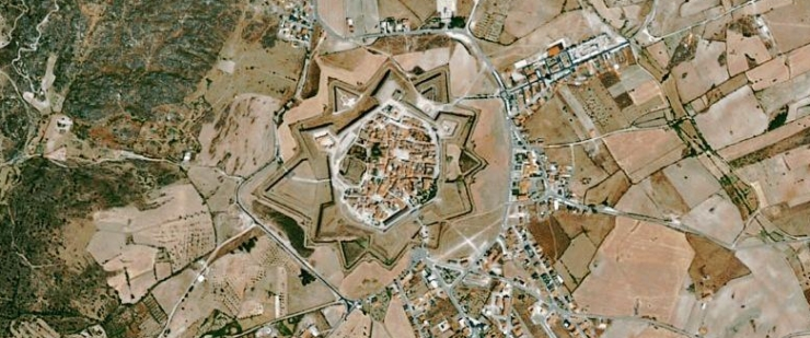 Forte de Almeida, Portugal