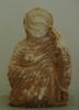 Escultura funerària amb vel que potser representa Persèfone o l'anima, Museu de Cirene