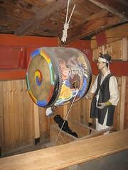 Turtle Boat drum