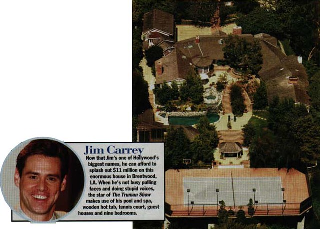 Jim Carrey's House by danny.theman2008