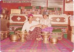 Ali and Amir (csaramir) Tags: costumes filipino maranaw