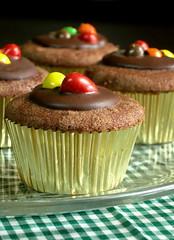 cupcake coklat chacha