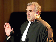 ICC Prosecutor Luis Moreno-Ocampo