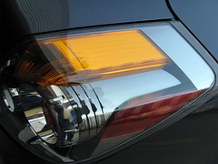 2008 Nissan Altima (side view) tail light