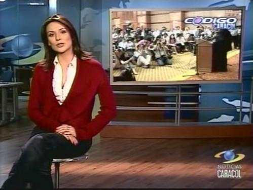 Silvia Corzo 20080103 Código Caracol 14