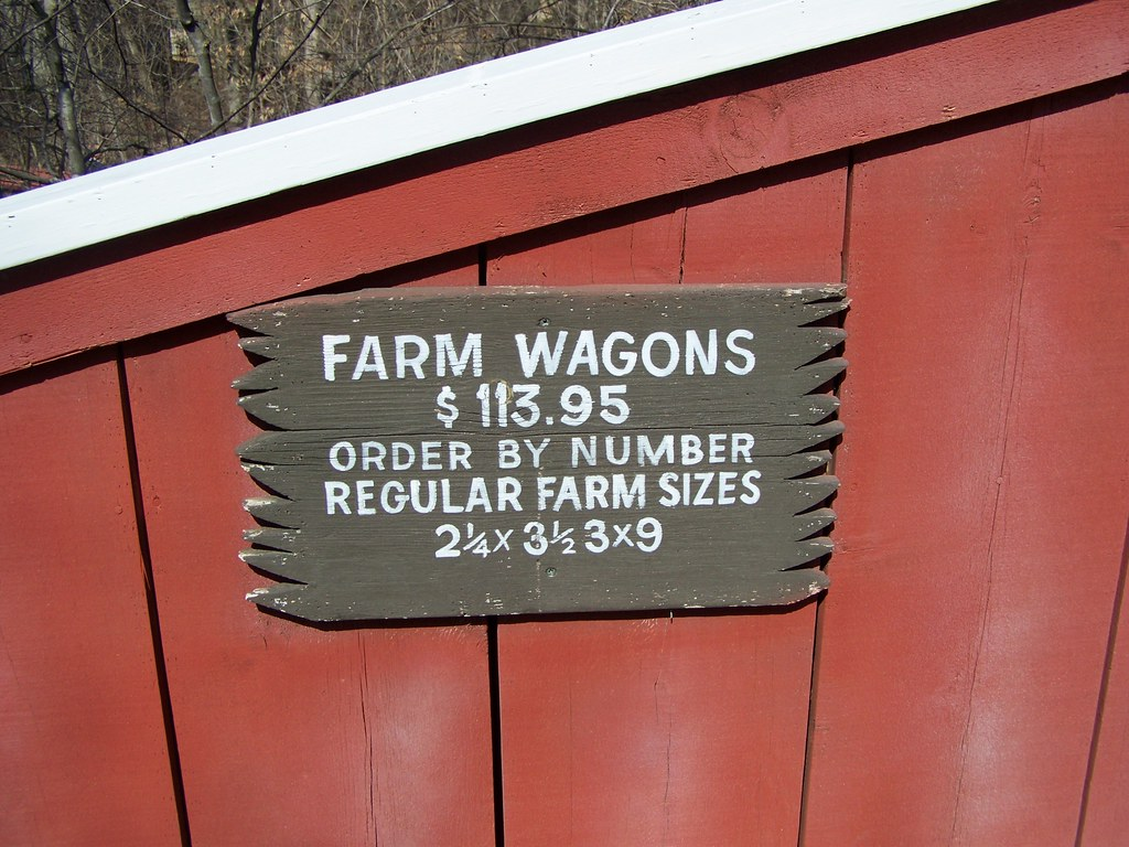 Farm Wagons For Sale