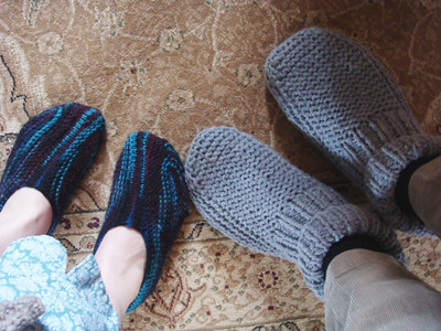 His-and-Hers-Spring-Slippers