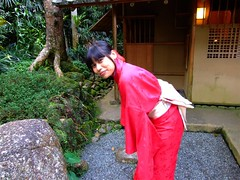 Bow (anis5702) Tags: bukittinggi japanesetea