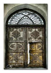 Old Door (AL-Tubaiykh) Tags: door old fab abstract canon wo