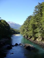 Bariloche - Rafting - riviere
