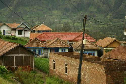 Cemara Lawang houses