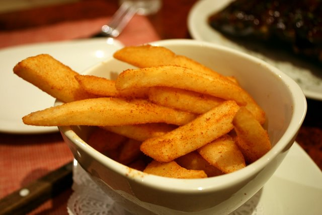 Steakhouse fries (side)