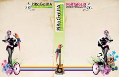 Portafolio de trabajo (collage digital) (Javier Piragauta) Tags: color art collage marilyn vintage de design trabajo colombia arte pop retro diseo pinup portafolio barranquilla piragauta