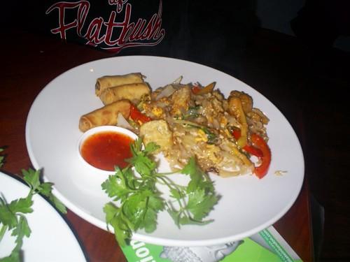 Ki-Mao Veggie Thai Food