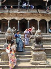 Nepal su gente vestido tradicional 006 (Rafael Gomez - http://micamara.es) Tags: nepal people de leute gente personas viajes su vestido gens tradicional
