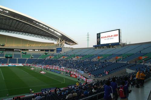 日本代表 VS パラグアイ代表@埼玉スタジアム2002 キリンカップ2008