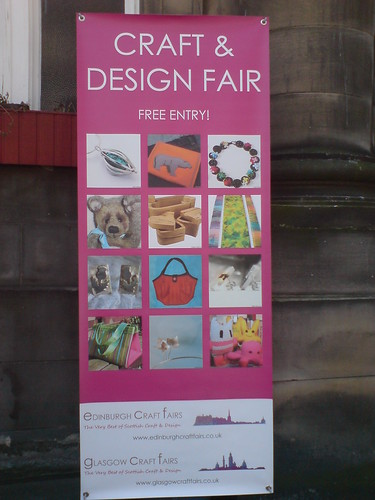 edinburgh craft fair banner1
