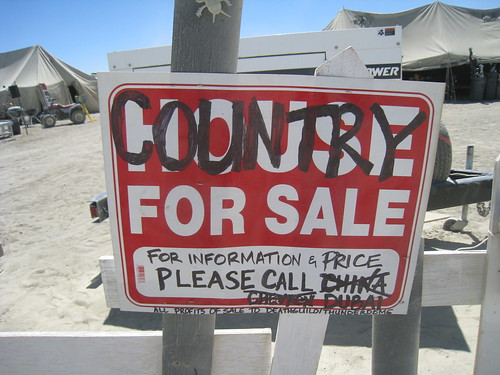 Country for Sale
