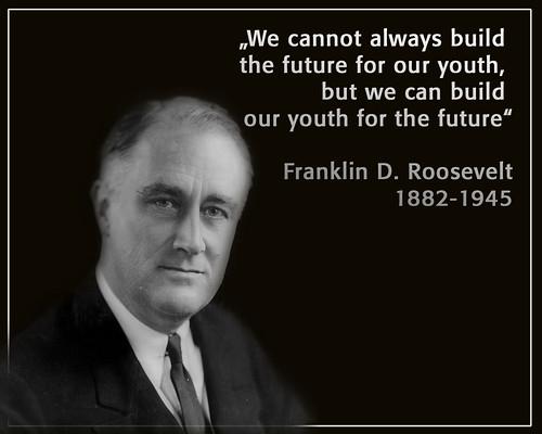 Quotes On Fdrs Death: Franklin D. Roosevelt