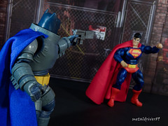 dark knight battle (metaldriver89) Tags: darkknight thedarkknight returns thedarkknightreturns 30th anniversary exclusive walmart batmanvsuperman v vs superman mattel dc multiverse dcmultiverse dccollectibles cowl dark custom cloth cape customcape dcuc universe classics batmanunlimited legacy unlimited actionfigure action figures toys matteltoys new52 new 52 acba articulatedcomicbookart articulated comic book art movie dccomics gotham gothamcity actionfigures figure toyphotography toy photoshop joker thejoker indoor armor armored