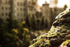 Neuschwanstein (think4d) Tags: bavaria bayern berge hamburg miniaturewonderland miniaturwunderland model mountans neuschwanstein toy