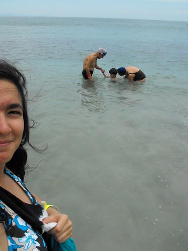 En el mar con los titos