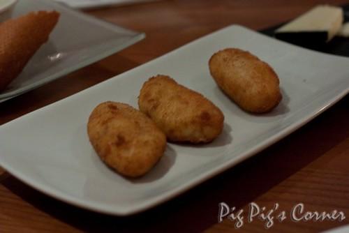 iberica09 Iberica Cheese Croquetes