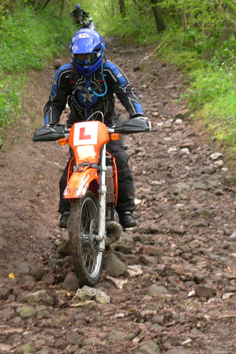 LLangollen Easy Offroad Ride May 2009 003